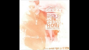 Hold On We're Going Home   (Spanish Remix) [Lyric Video] - De La Ghetto