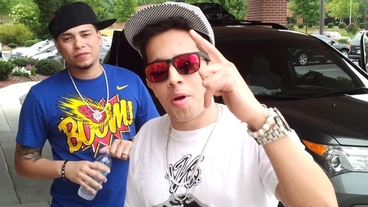 Envivo en North Carolina  [Behind the Scenes] - De La Ghetto