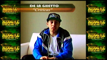 Entrevista Exclusiva con ReggaeCrew Tv  [Behind the Scenes] - De La Ghetto
