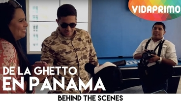 ZG15 en Atlapa, Panama   (Vivo) [Behind the Scenes] - De La Ghetto
