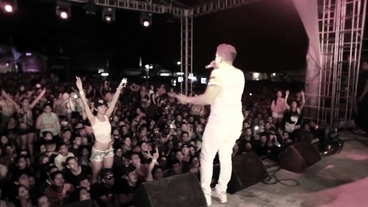 PH Chorrera, Panama    (2013) [Behind the Scenes] - De La Ghetto