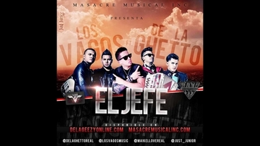 EL JEFE - Los Vagos  [Official Audio] - De La Ghetto
