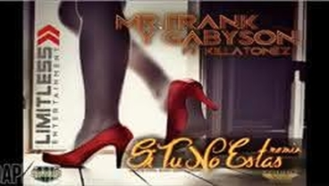 Si Tu No Estas  (Official Remix) - Mr. Frank y Gabyson