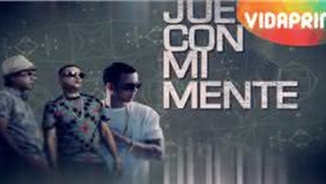 Juegas Con Mi Mente [Lyric Video] - Plan B