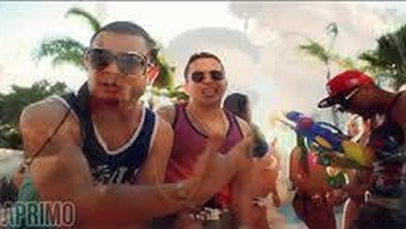 "Chulo Sin H ""The Pool Party"" (Con Lyrics) [Official Video] - Jowell y Randy"