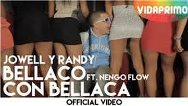 Bellaco Con Bellaca [Official Video] - Jowell y Randy