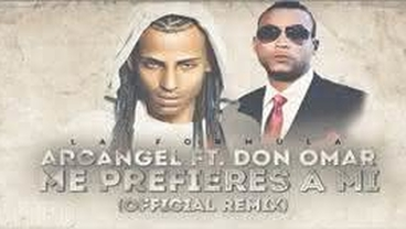 Me Prefieres A Mi  (Official Audio) [Official Audio] - Arcangel