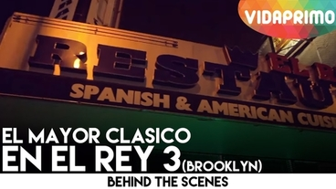 en El Rey 3, Brooklyn  [Lyric Video] - El Mayor Clasico