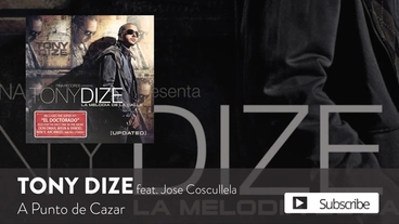 A Punto de Cazar  [Official Audio] - Tony Dize