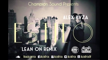 Lean on Me   (Remix) [Official Audio] - Alex Kyza