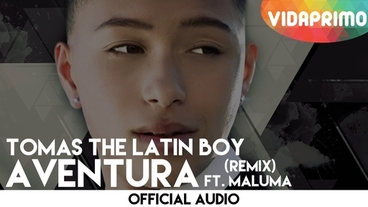 Aventura   (Remix) [Official Audio] - Tomas The Latin Boy