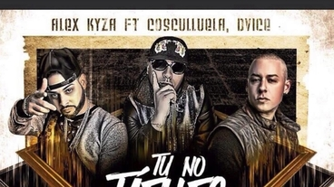 Tu no Tienes Na  [Official Audio] - Alex Kyza