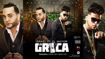La Greca ft. Israel La Loba  [Official Audio] - El Mayor Clasico
