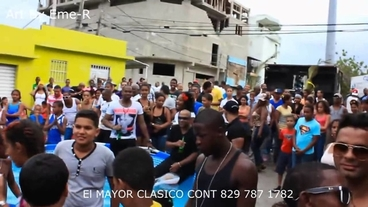 El baile del choky Choky  [Behind the Scenes] - El Mayor Clasico