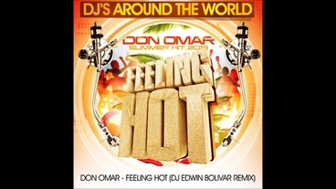 Feeling Hot   (Remix) [Official Audio] - Don Omar