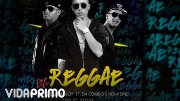 EL REGGAE [Official Audio] - Tomas The Latin Boy