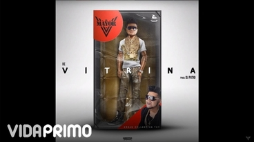De Vitrina (Prod Dj Patio) [Official Audio] - El Mayor Clasico