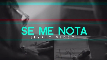 Se Me Nota [Lyric Video] - Fuego
