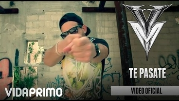 Te Pasate [Official Video] - Messiah
