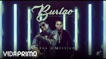 Burlao [Official Audio] - Omega