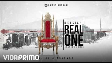 Real One (Spanish) (Remix) (Freestyle) [Official Audio] - Messiah