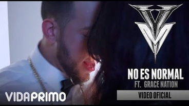 No Es Normal [Official Video] - Messiah