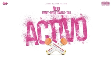 Activo Feat. Jamby, Myke Towers y Tali [Official Audio] - Ñejo