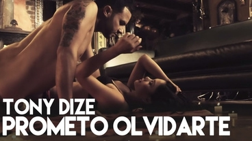 Prometo Olvidarte [Official Video] - Tony Dize