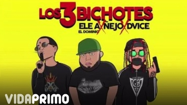 Los 3 Bichotes [Official Audio] - Dvice