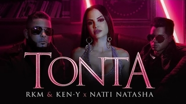 Tonta [Official Video] - Rakim y Ken Y