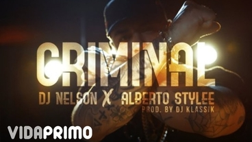 Criminal [Official Video] - DJ Nelson