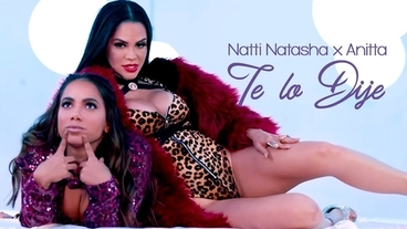 Te lo Dije [Official Video] - Natti Natasha