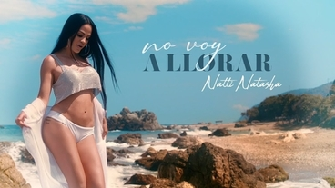 No Voy a Llorar [Official Video] - Natti Natasha