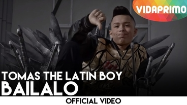Bailalo  [Official Video] - Tomas The Latin Boy