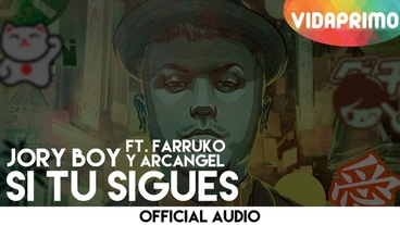 Si Tu Sigues  [Official Audio] - Jory Boy