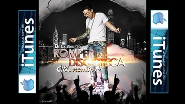 Romper La Discoteca  [Official Audio] - De La Ghetto