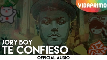 Te Confieso  [Official Audio] - Jory Boy