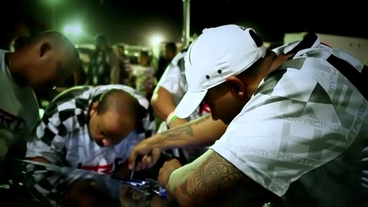 Don Omar / H.A.R.T en Aruba 2012  (Filme Documental) [Behind the Scenes] - Don Omar