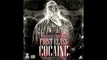 First Class Cocaine   (Preview) [Official Audio] - Ñengo Flow