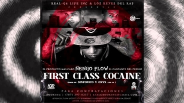 First Class Cocaine  - Ñengo Flow