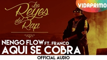 Aqui Se Te Cobra  [Official Audio] - Ñengo Flow