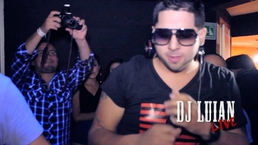 Cancun Mexico Exito Total   [Behind the Scenes] - DJ Luian