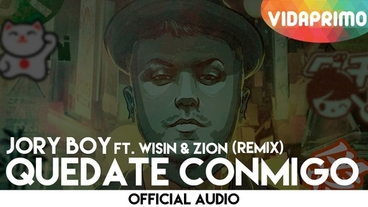 Quedate Conmigo   (Remix) [Official Audio] - Jory Boy