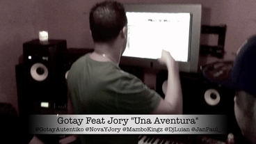 GOTAY EL AUTENTIKO FEAT JORY UNA AVENTURA PREVIEW  [Official Audio] - DJ Luian