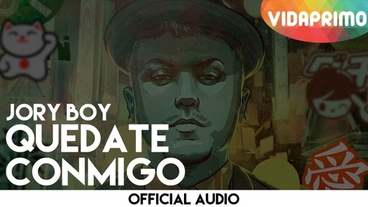 Quedate Conmigo  [Official Audio] - Jory Boy