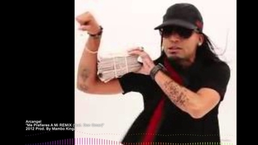 Me Prefieres A Mi  [Official Audio] - Arcangel