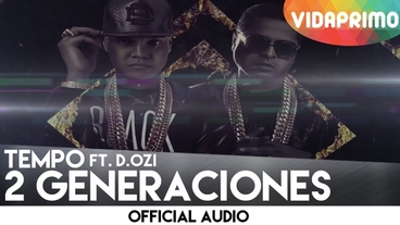 2 Generaciones  [Lyric Video] - Tempo