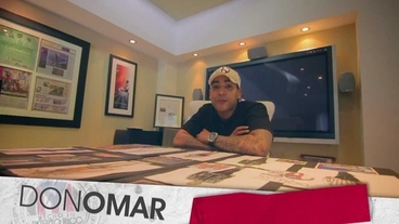 Preparativos Concierto Don Omar Hecho en Puerto Rico  [Behind the Scenes] - Don Omar